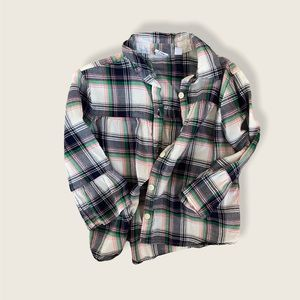 Gap flannel (3 for $18)
